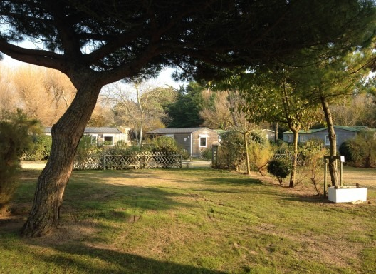 Emplacement Residentiel au camping